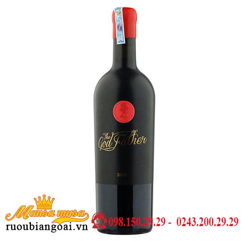 Rượu Vang The God Father Cabernet Sauvignon – Bố Già