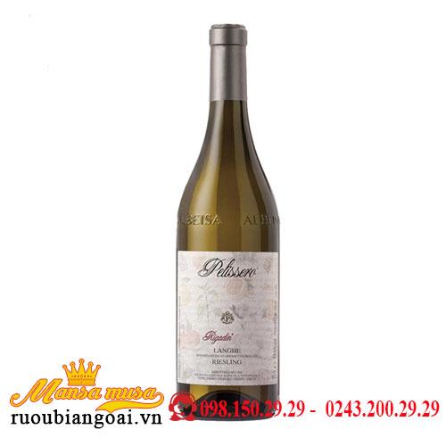 Rượu Vang Ý Pelissero Rigadin Langhe
