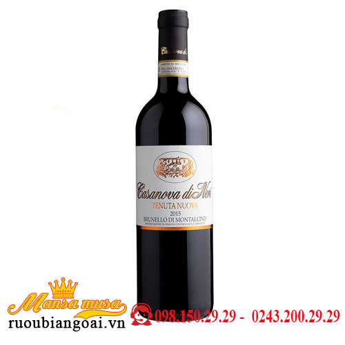 Rượu Vang Ý Tenuta Nuova Brunello Di Montalcino