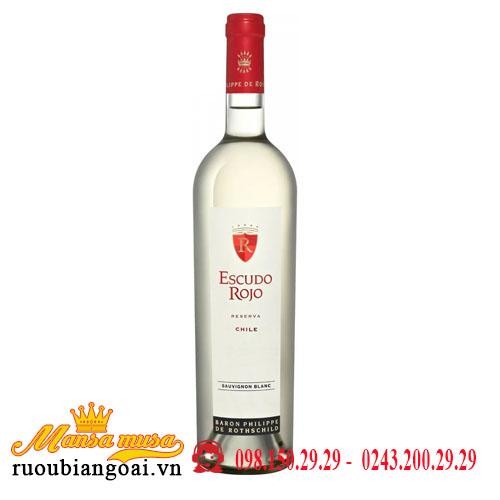 Vang Chile Escudo Rojo Reserva Sauvignon Blanc