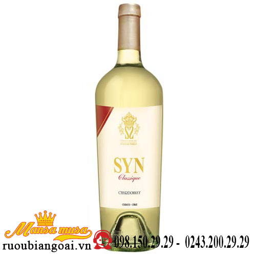Vang Chile Syn Classique Chardonnay