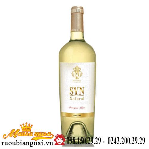 Vang Chile SYN Natural Sauvignon Blanc