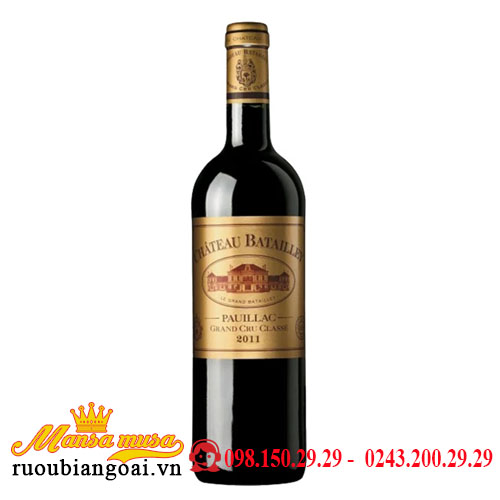 Vang Chateau Batailley 2011