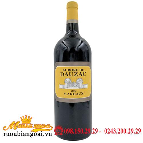 Vang Chateau Dauzac Margaux 3000ml 2006