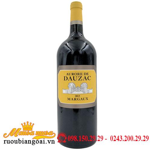 Vang Chateau Dauzac Margaux 3000ml 2015