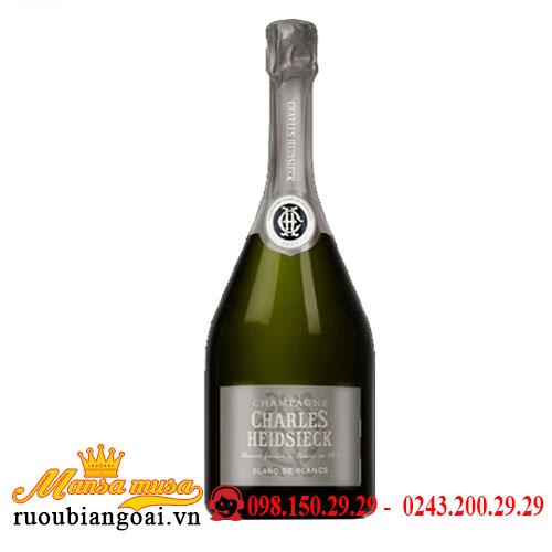 Rượu Champagne Charles Heidsieck Blanc De Blancs 3000ml