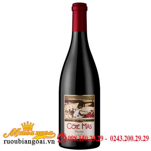 Rượu Vang Cote Mas Pezenas