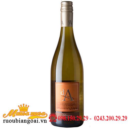 Rượu Vang DA Chardonnay Reserve