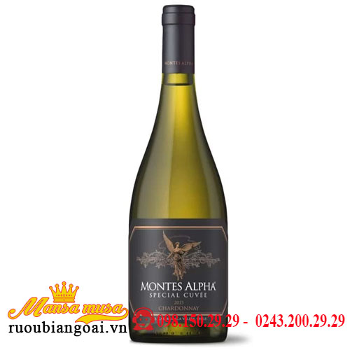 Rượu Vang Montes Alpha Special Cuvee Chardonnay - Rượu Vang Chile