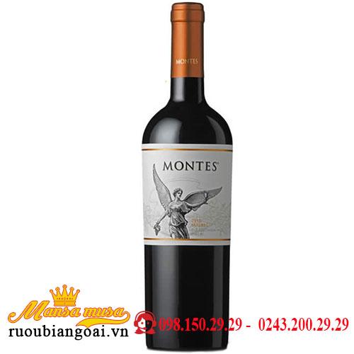 Vang Montes Classic Series Malbec