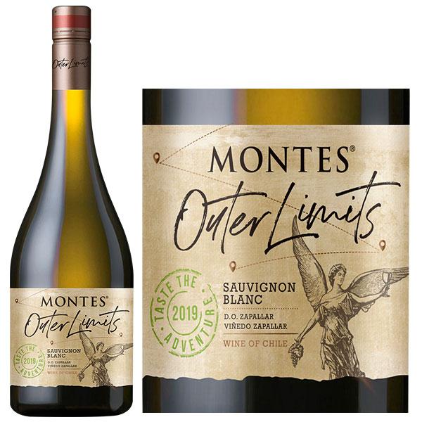 Rượu Vang Montes Outer Limits Sauvignon Blanc | Rượu Vang Chile