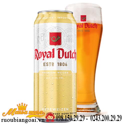 Bia Royal Dutch Gold Premium Strong 12% 500ml