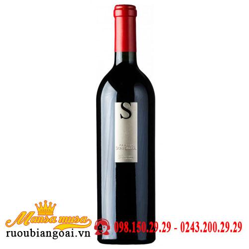Vang Familia Schroeder Icon Wine Malbec