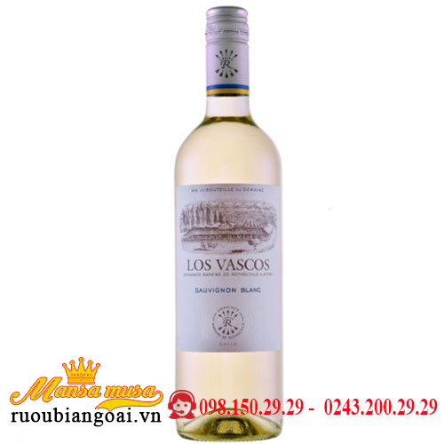 Vang Los Vascos Sauvignon Blanc
