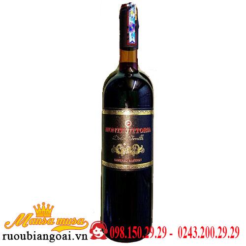 Vang Montevittoria Dolce Novella Limited Edition