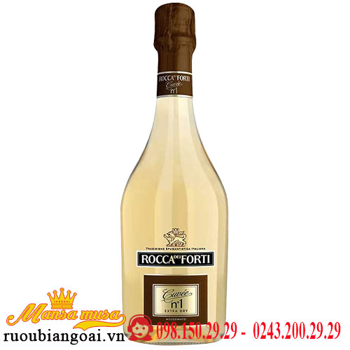 Vang Rocca dei Forti Cuvée n°1 Extra Dry